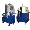 Очистка трансформаторного масла  ЛРМ-500.